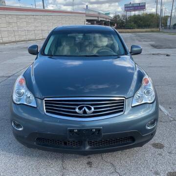 2008 Infiniti EX35 for sale at GLOBAL MOTOR GROUP in Newark NJ