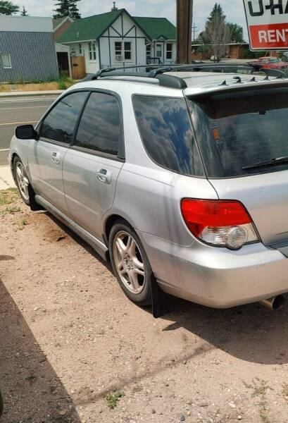2004 Subaru Impreza for sale at Good Guys Auto Sales in Cheyenne WY