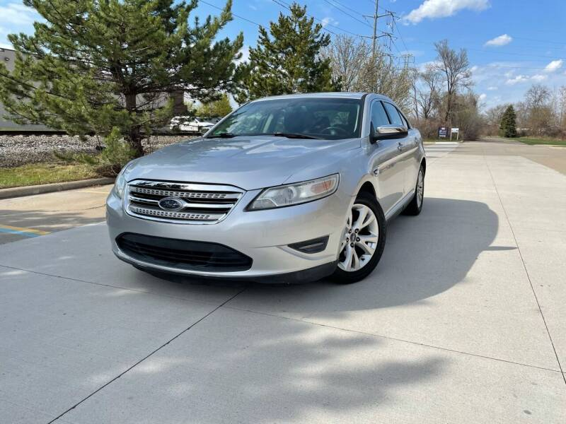 2010 Ford Taurus for sale at A & R Auto Sale in Sterling Heights MI