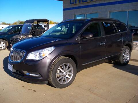 2015 Buick Enclave for sale at Tyndall Motors in Tyndall SD