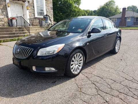 2011 Buick Regal for sale at GREAT MEADOWS AUTO SALES in Great Meadows NJ