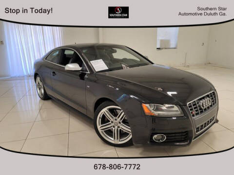 2011 Audi S5 for sale at Southern Star Automotive, Inc. in Duluth GA