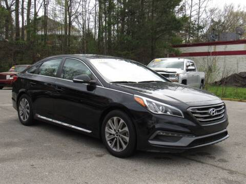 2017 Hyundai Sonata for sale at Discount Auto Sales in Pell City AL