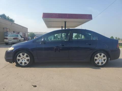 2008 Honda Civic for sale at Dakota Auto Inc. in Dakota City NE