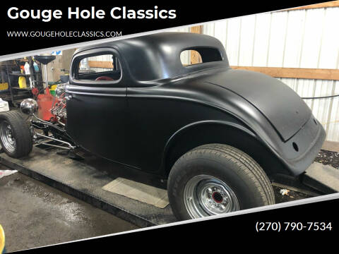 1934 Ford Cabriolet  for sale at Countryside Classics in Russellville KY