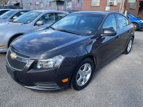 2014 Chevrolet Cruze for sale at Turner's Inc - Main Avenue Lot in Weston WV