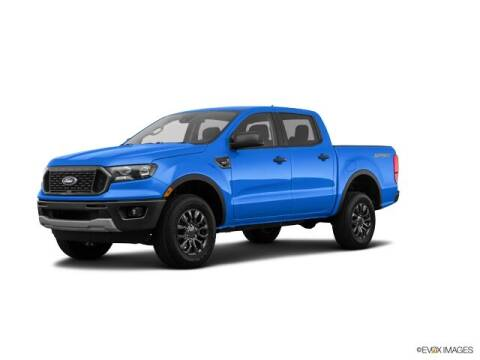 2021 Ford Ranger for sale at FOWLERVILLE FORD in Fowlerville MI