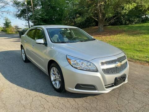 2013 Chevrolet Malibu for sale at Speed Auto Mall in Greensboro NC
