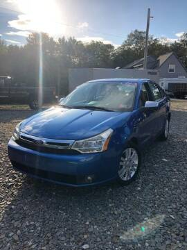 2011 Ford Focus for sale at Hornes Auto Sales LLC in Epping NH