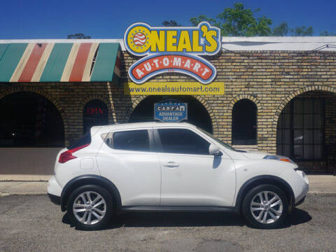 2014 Nissan JUKE for sale at Oneal's Automart LLC in Slidell LA