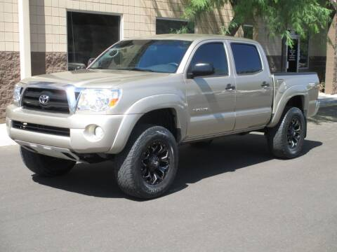 2006 Toyota Tacoma for sale at COPPER STATE MOTORSPORTS in Phoenix AZ