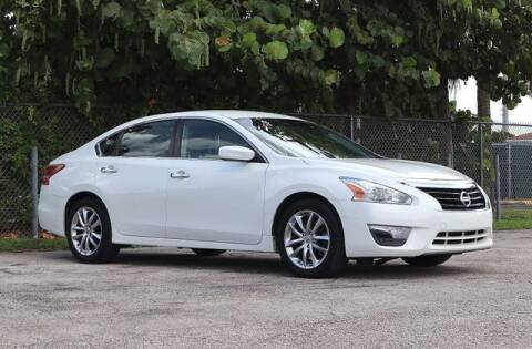 2013 Nissan Altima for sale at No 1 Auto Sales in Hollywood FL