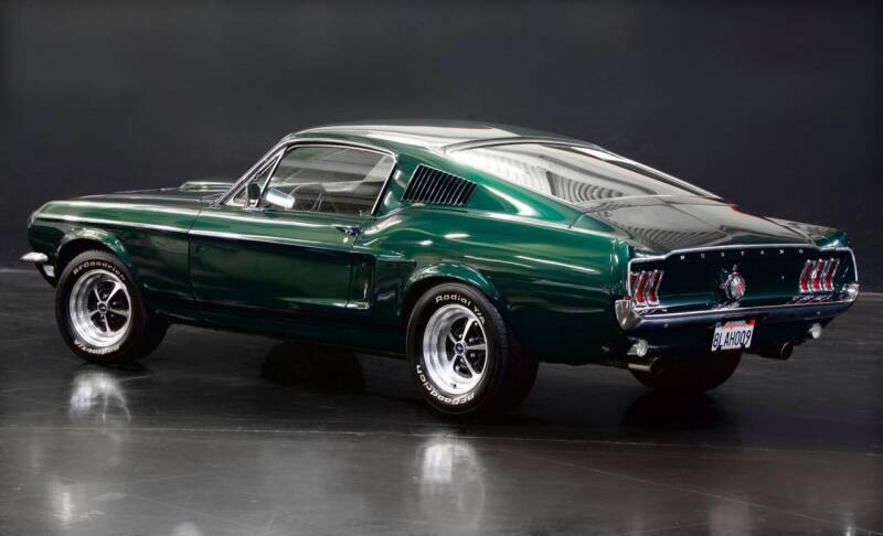 1968 Ford Mustang for sale at Pro Auto Showroom in Milpitas CA