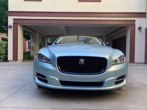 2012 Jaguar XJ for sale at Ronnie Motors LLC in San Jose CA