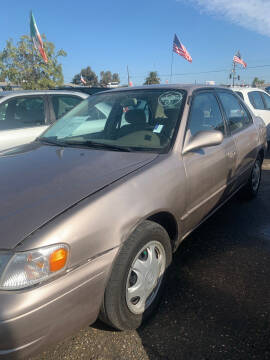 1999 Toyota Corolla for sale at Premier Auto Sales in Modesto CA