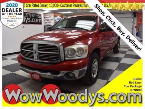 2007 Dodge Ram Pickup 2500 for sale at WOODY'S AUTOMOTIVE GROUP in Chillicothe MO