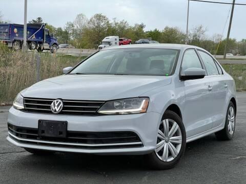 2017 Volkswagen Jetta for sale at MAGIC AUTO SALES in Little Ferry NJ