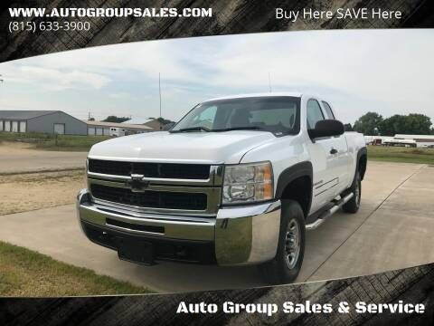 2008 Chevrolet Silverado 2500HD for sale at Auto Group Sales in Roscoe IL