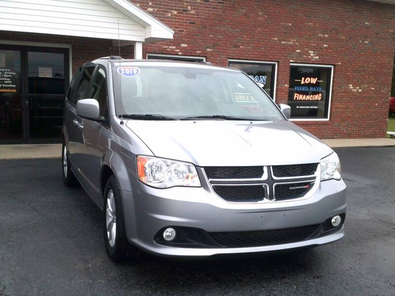 2019 Dodge Grand Caravan for sale at Anthonys Auto Mall LLC in New Salisbury IN