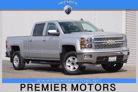 2015 Chevrolet Silverado 1500 for sale at Premier Motors in Hayward CA