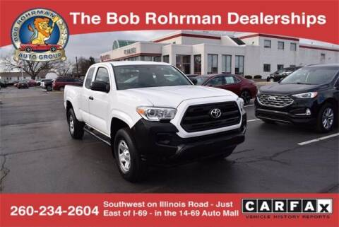 2017 Toyota Tacoma for sale at BOB ROHRMAN FORT WAYNE TOYOTA in Fort Wayne IN