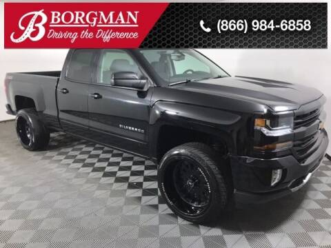 2016 Chevrolet Silverado 1500 for sale at BORGMAN OF HOLLAND LLC in Holland MI