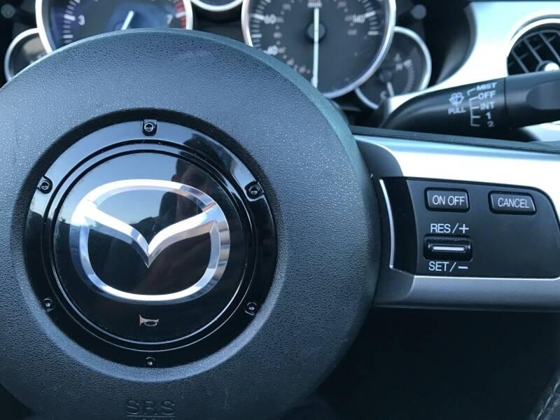 2006 Mazda MX-5 Miata 3rd Generation Limited 2dr Convertible - Pompano Beach FL