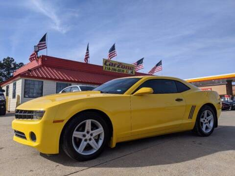 2011 Chevrolet Camaro for sale at CarZoneUSA in West Monroe LA