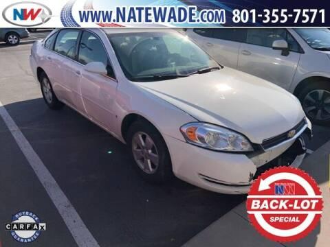 2007 Chevrolet Impala for sale at NATE WADE SUBARU in Salt Lake City UT