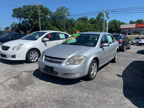 2008 Chevrolet Cobalt for sale at Credit Connection Auto Sales Dover in Dover PA