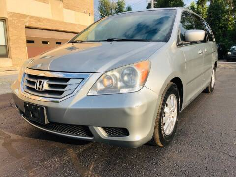 2010 Honda Odyssey for sale at Quality Auto Sales And Service Inc in Westchester IL