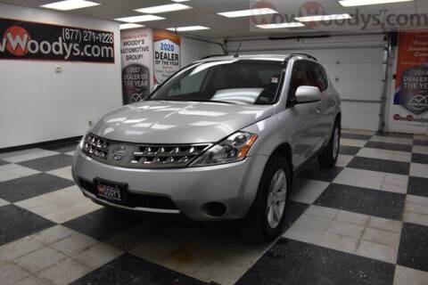 2007 Nissan Murano for sale at WOODY'S AUTOMOTIVE GROUP in Chillicothe MO