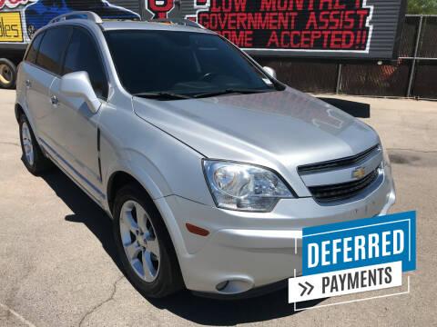 2014 Chevrolet Captiva Sport for sale at Rock Star Auto Sales in Las Vegas NV