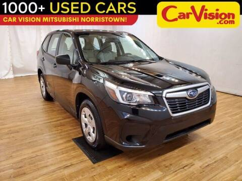 2019 Subaru Forester for sale at Car Vision Buying Center in Norristown PA