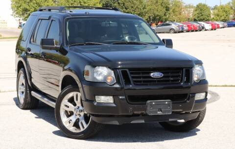 2009 Ford Explorer for sale at Big O Auto LLC in Omaha NE