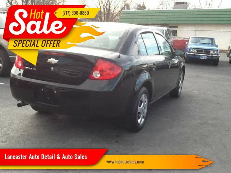 2008 Chevrolet Cobalt for sale at Lancaster Auto Detail & Auto Sales in Lancaster PA