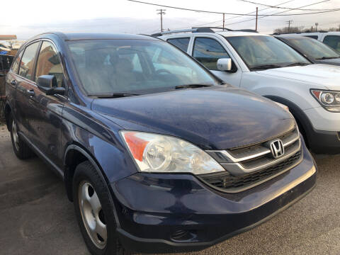 2011 Honda CR-V for sale at Auto Access in Irving TX