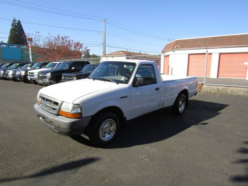 2000 Ford Ranger for sale at ARISTA CAR COMPANY LLC in Portland OR