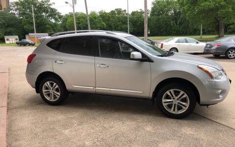 2012 Nissan Rogue for sale at Midway Car Sales in Austin MN