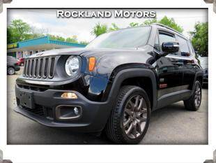 2016 Jeep Renegade for sale at Rockland Automall - Rockland Motors in West Nyack NY