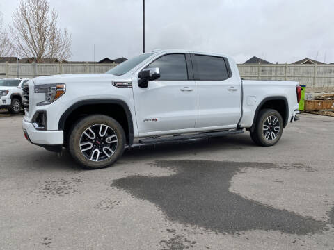 2019 GMC Sierra 1500 for sale at Truck Buyers in Magrath AB