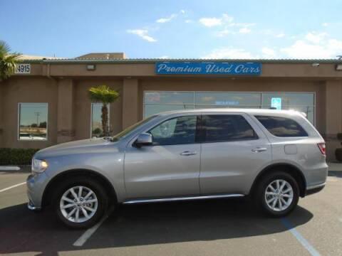 2015 Dodge Durango for sale at Family Auto Sales in Victorville CA