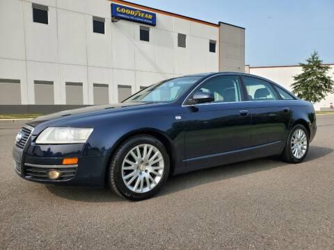 2006 Audi A6 for sale at Bucks Autosales LLC - Bucks Auto Sales LLC in Levittown PA