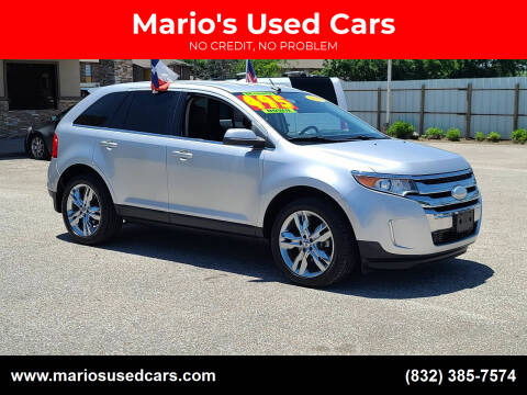2011 Ford Edge for sale at Mario's Used Cars - Pasadena Location in Pasadena TX
