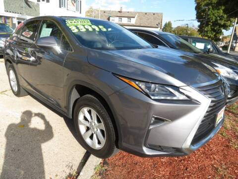 2017 Lexus RX 350 for sale at Uno's Auto Sales in Milwaukee WI
