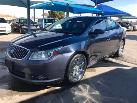 2013 Buick LaCrosse for sale at Autos Montes in Socorro TX
