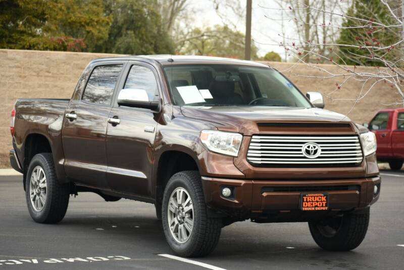 2014 Toyota Tundra for sale at Sac Truck Depot in Sacramento CA