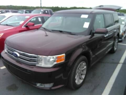 2011 Ford Flex for sale at Cj king of car loans/JJ's Best Auto Sales in Troy MI