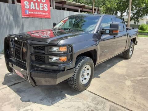 2015 Chevrolet Silverado 1500 for sale at 183 Auto Sales in Lockhart TX