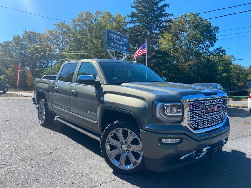 2017 GMC Sierra 1500 for sale at Jimmy Jims Auto Sales in Tabernacle NJ